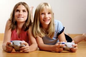 Adolescents et les jeux vidéo