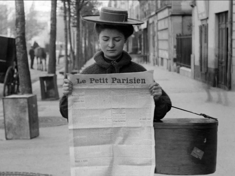 parution presse