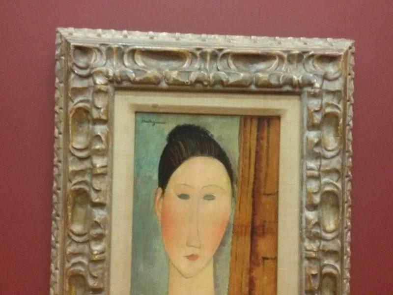 regard par Modigliani