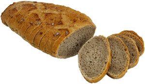 Zinc pain céréale complete
