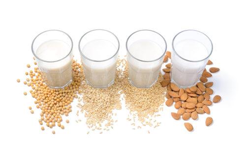 lait végétal source de vitamine D