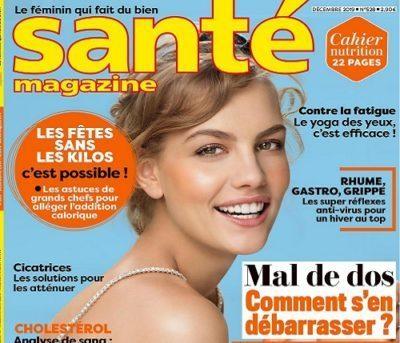 Santé-Magazine-N°528-Décembre-2019 yoga des yeux