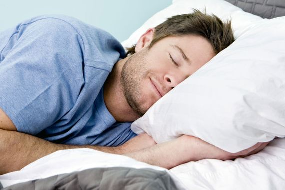 dormir pour des yeux reposés